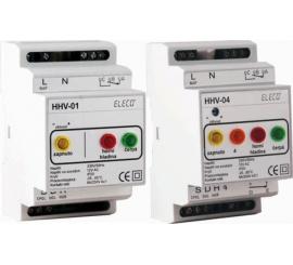 HHV 01 a HHV 04 spínač hladiny vodivostný so sondou HHV