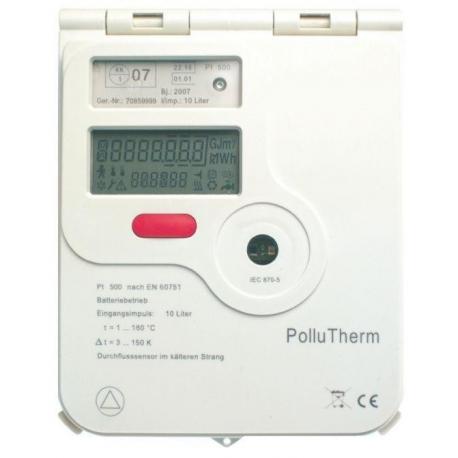 PolluTherm  kalorimetricke počítadlo pre merač tepla