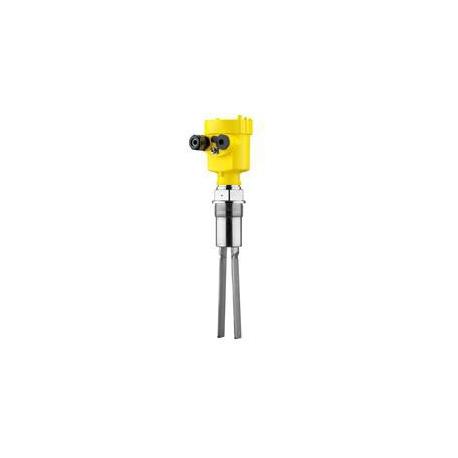 VEGAWAVE 61 kompaktný vibračný spínač sypkých materiálov.