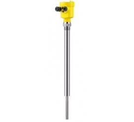 VEGAVIB 63 vibračný spínač sypkých materiálov s vibračnou tyčou a predĺžením.