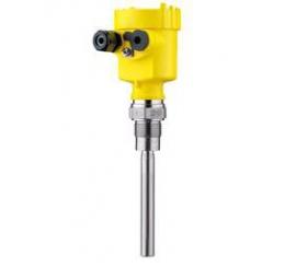 VEGAVIB 61 limitný vibračný spínač sypkých materiálov s vibračnou tyčou.