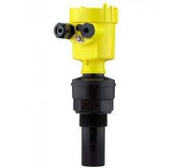 VEGASON 61 ultrazvukový snímač hladiny kvapalín a sypkých materiálov.