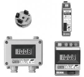 P5102 programovateľné prevodníky pre termočlánky
