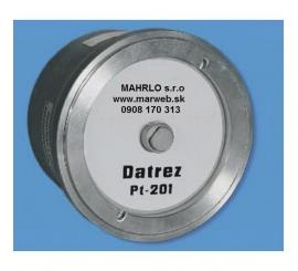 DATREZ PT201 elektronický záznamník tlaku
