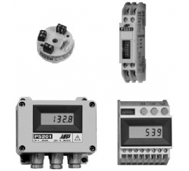 P5201 Programovateľný prevodník s galvanickým oddelením