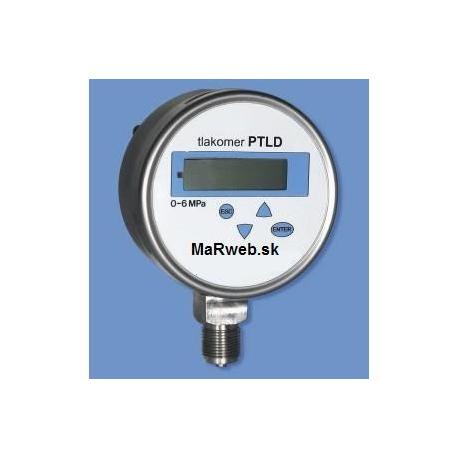 PTLD  digitálny tlakomer s batériovým napájaním