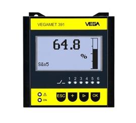 VEGAMET 391 vyhodnocovacia jednotka s Ethernetom