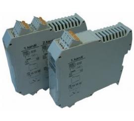 P5335 Jednokanálový a dvojkanálový univerzálny HART prevodník