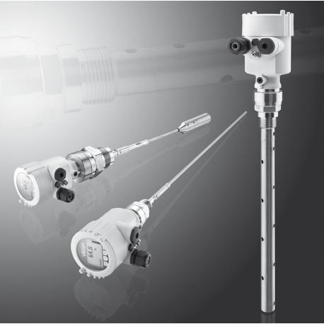 VEGAFLEX série 80 TDR reflektometrický radarový hladinomer