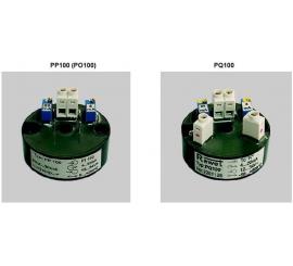 PP100, PO100, PQ100 prevodník Pt100, odporu a termonapätia