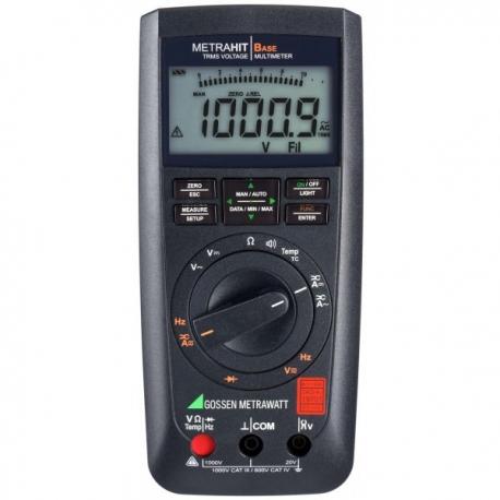 METRAHIT BASE  digitálny multimeter