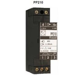 PP210, PP212 prevodník RTD, odporu a termonapätia