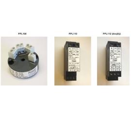 PPL100, PPL110, PPL112 Digitálny prevodník teploty