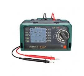 METRISO G1000plus meranie izolačného odporu