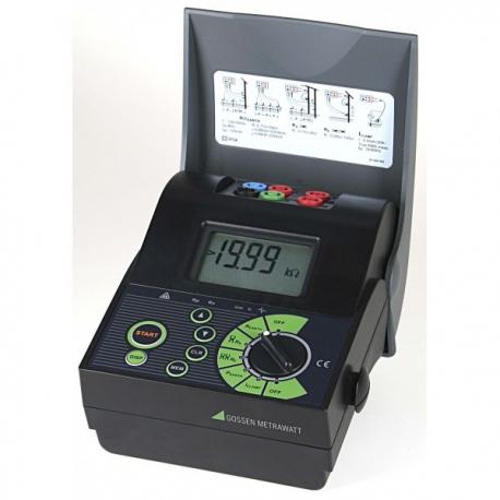 GEOHM 5 Set meranie zemných odporov