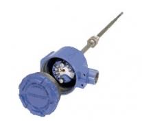 Termoelektrické snímače s jímkou